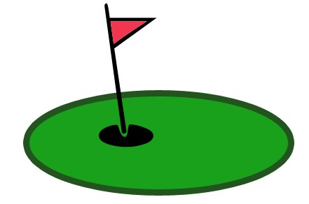Free golfing cliparts download. Golfer clipart golf green