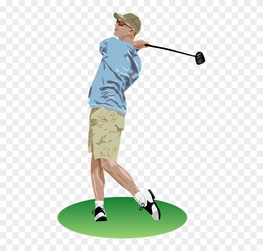 Png pic clip art. Golfer clipart golf player