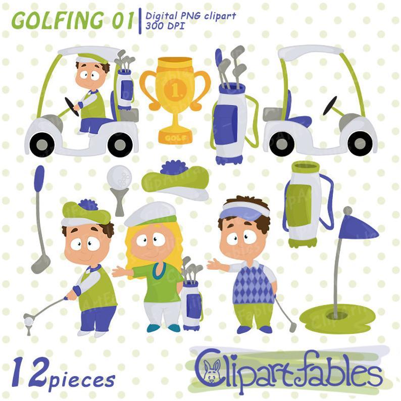 Design scrapbooking girls and. Golfing clipart golf theme