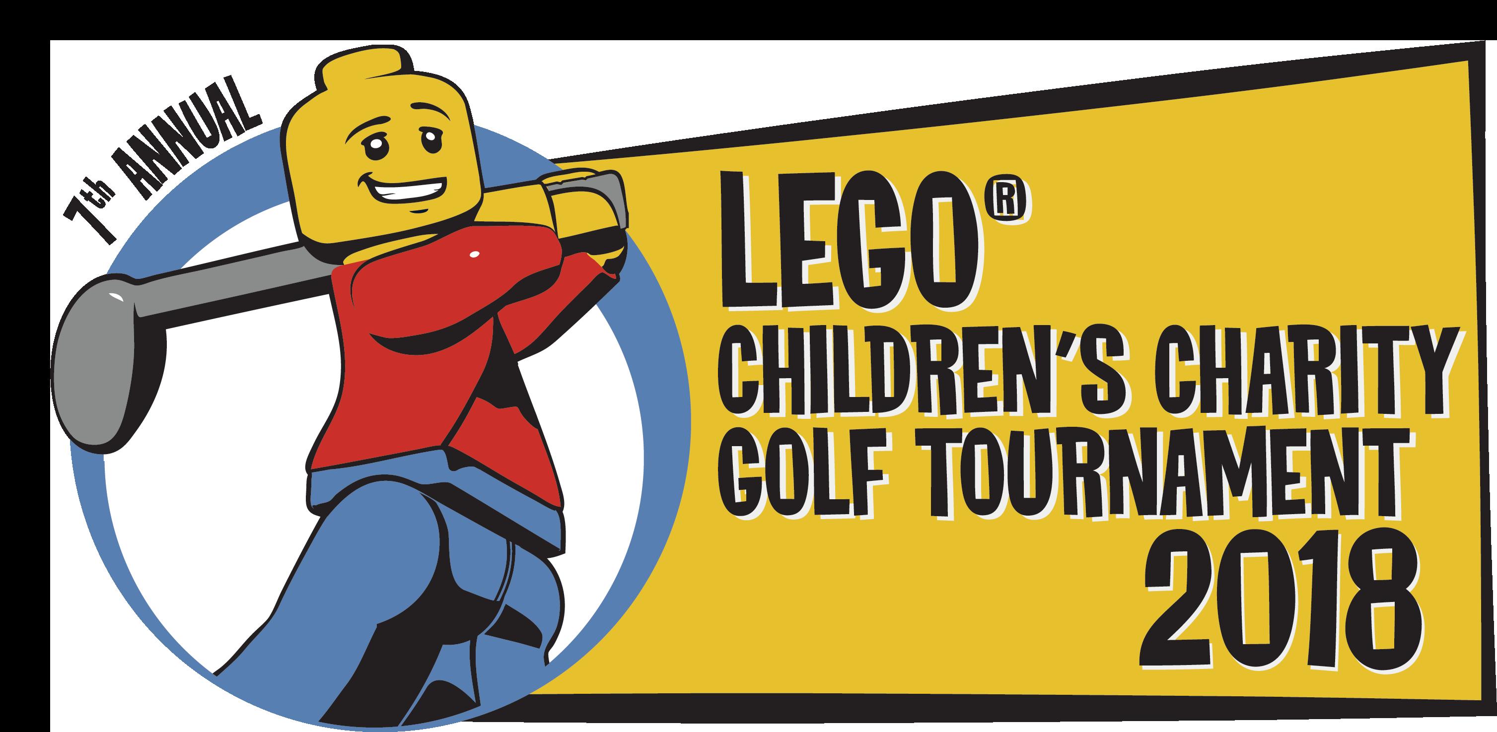 lego tournament logo. Golfer clipart junior golf
