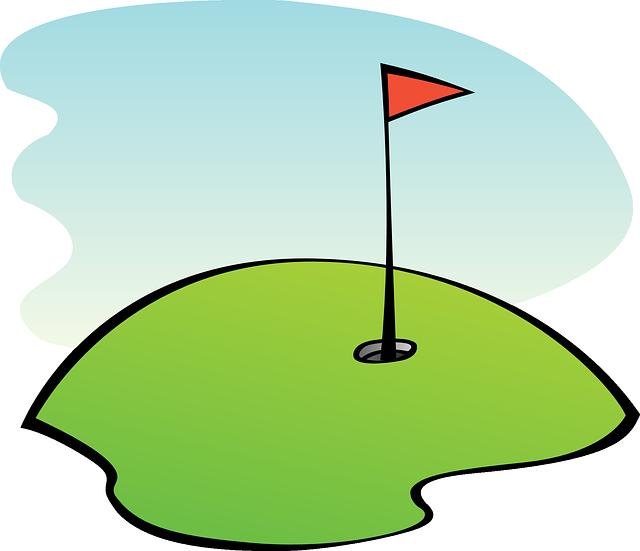 Free image on pixabay. Golfer clipart mini golf course