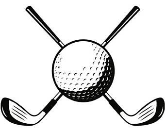 Golfer clipart svg. Golf etsy