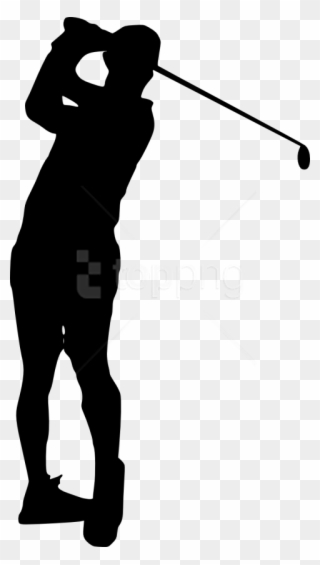 Free png golfer images. Golfing clipart doom