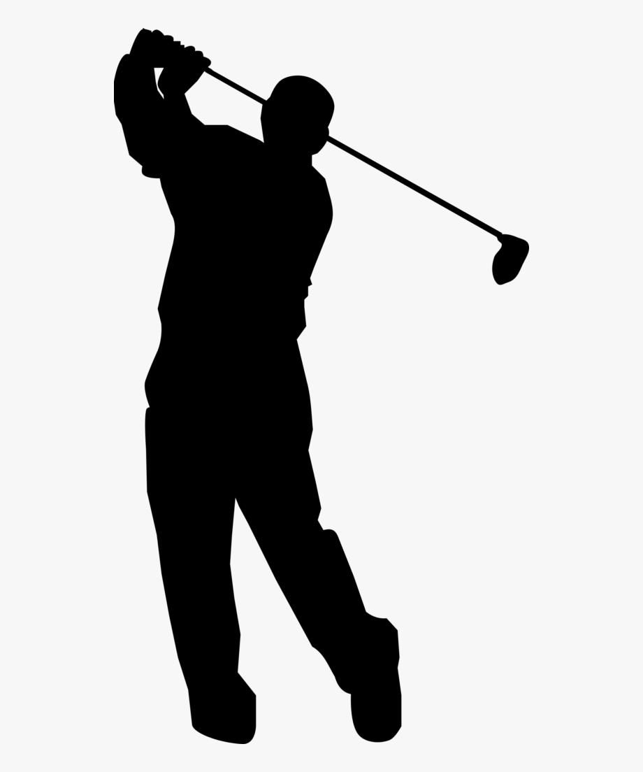 Golfing clipart golf ground. Ball png golfer black
