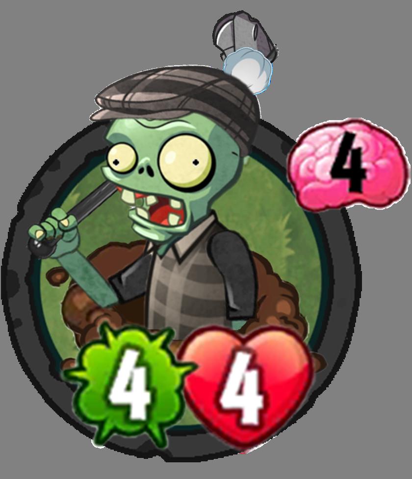 Golfer pvzh plants vs. Zombie clipart zombie graveyard