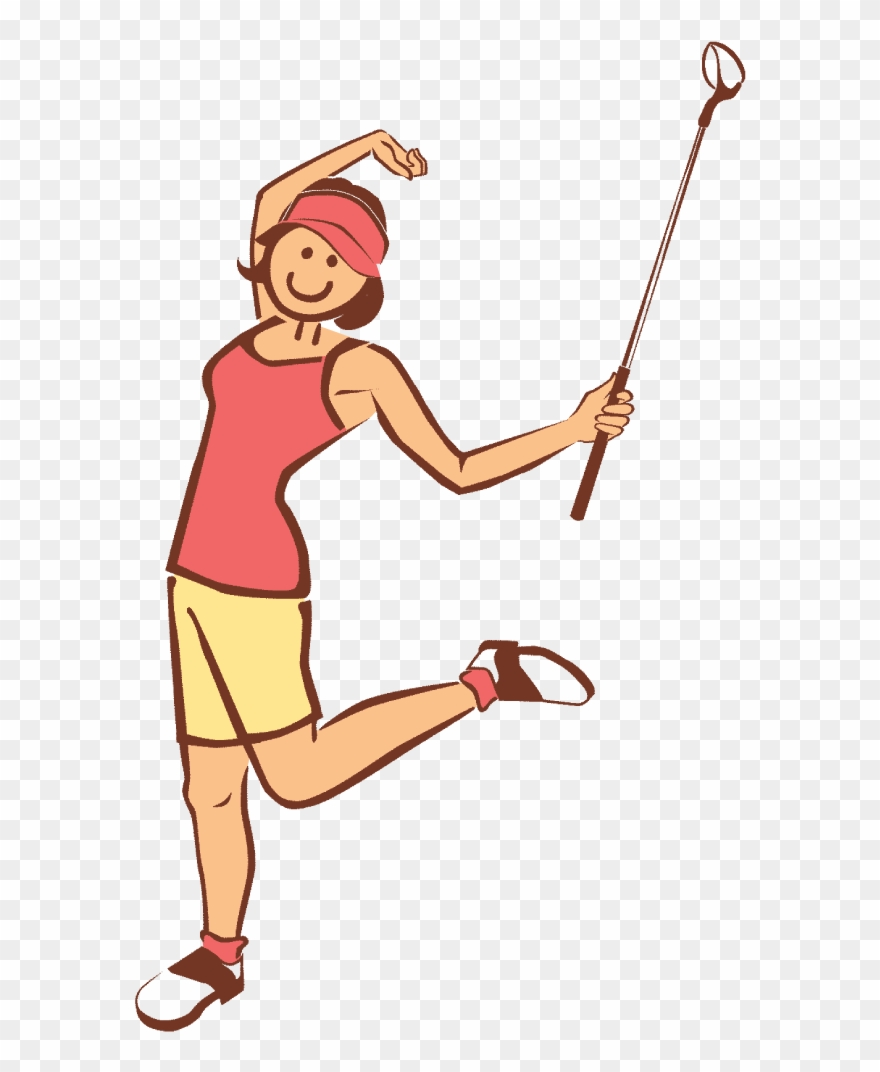 Golfing clipart golf shoe. Picture of a golfer