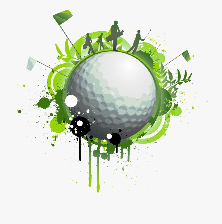 Love at first flight. Golfing clipart golf tournament
