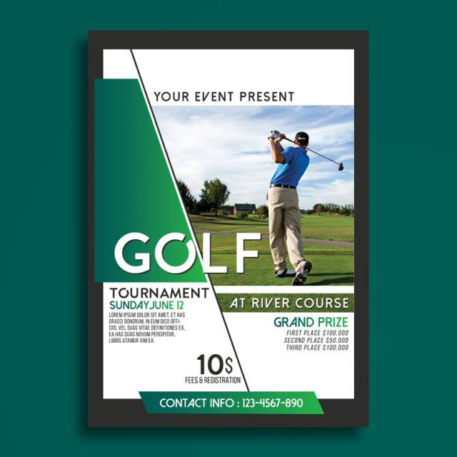 Golfing clipart golf tournament. Png vector psd and