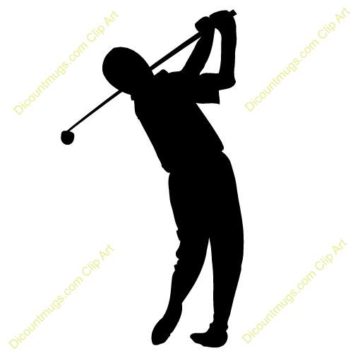 Golfing clipart golf wedge.  golfer clip art