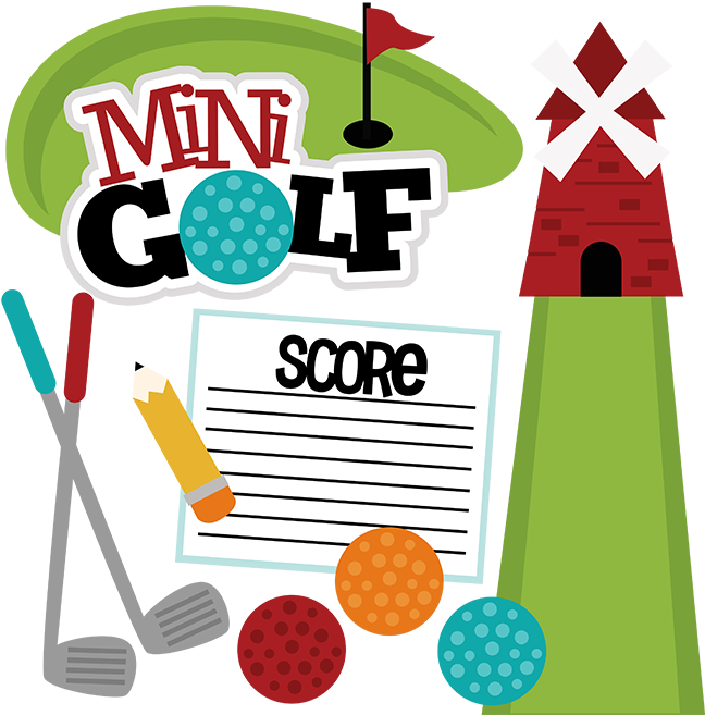 Petworth district of columbia. Golfing clipart putt putt