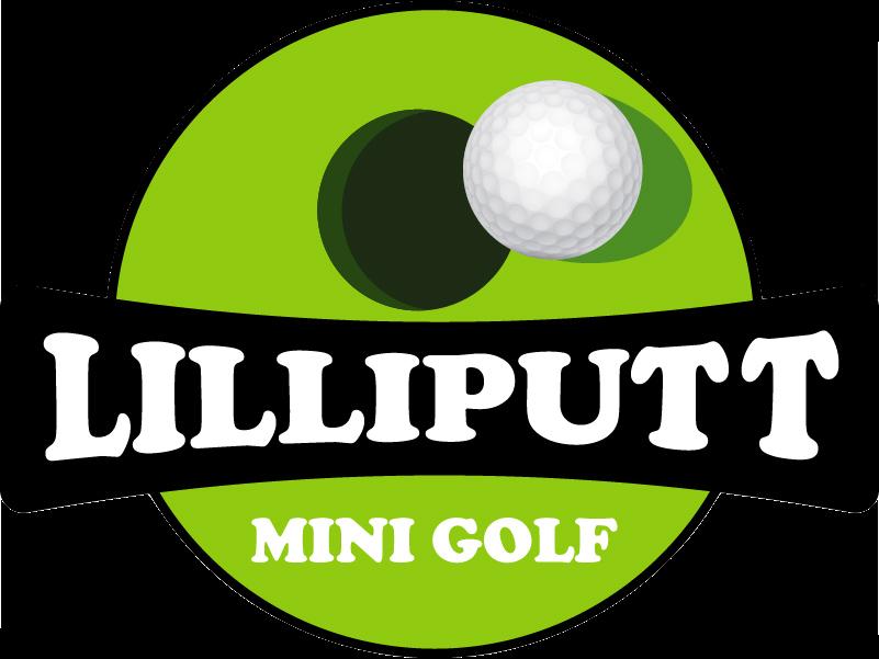 Lilliputt mini golf themed. Golfing clipart putt putt