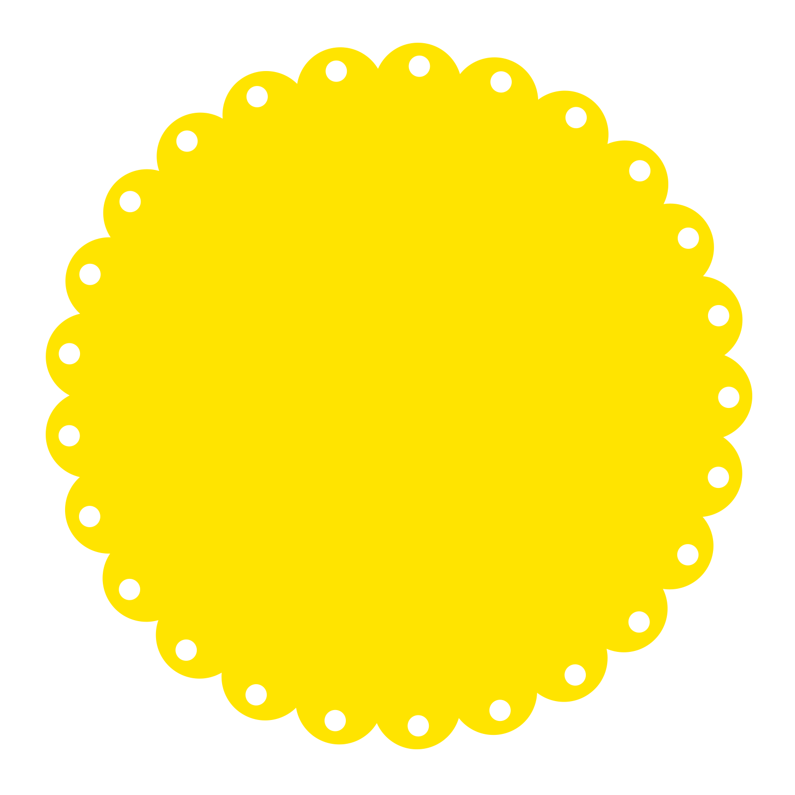 scrapbook clipart circle