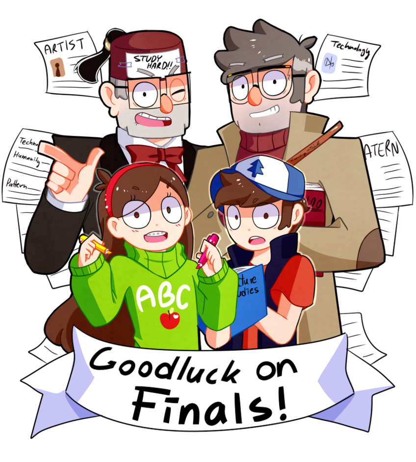 Thumb clipart best luck. Good finals by operation
