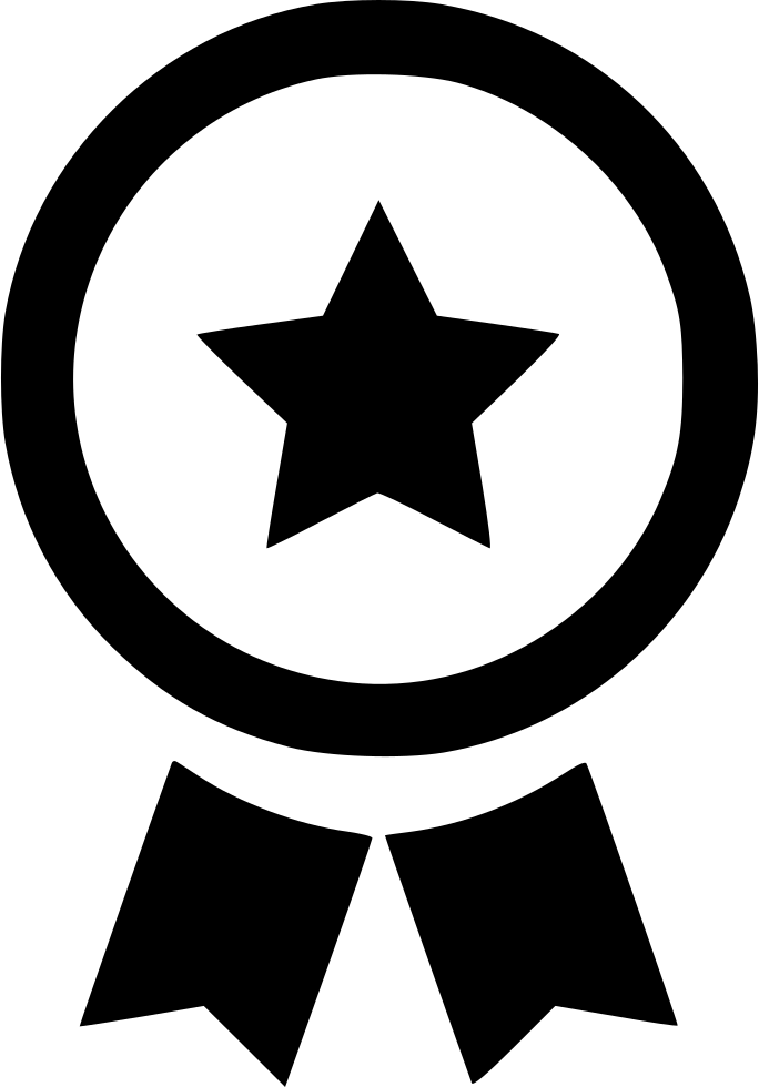 Collection star svg png. Good clipart medal certificate