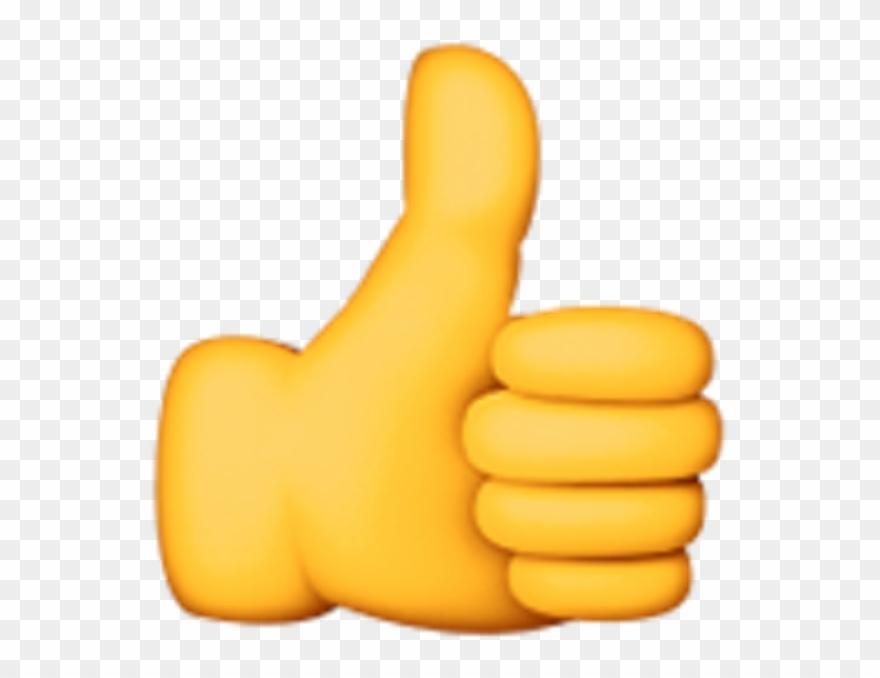 Finger up explore pictures. Thumb clipart emoji