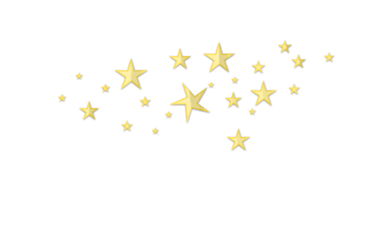 Star clusters page pics. Clipart stars accent