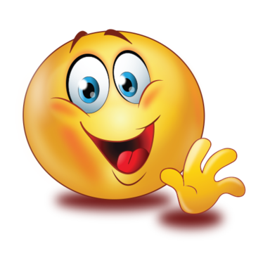 Goodbye clipart emoji, Goodbye emoji Transparent FREE for ... (384 x 384 Pixel)