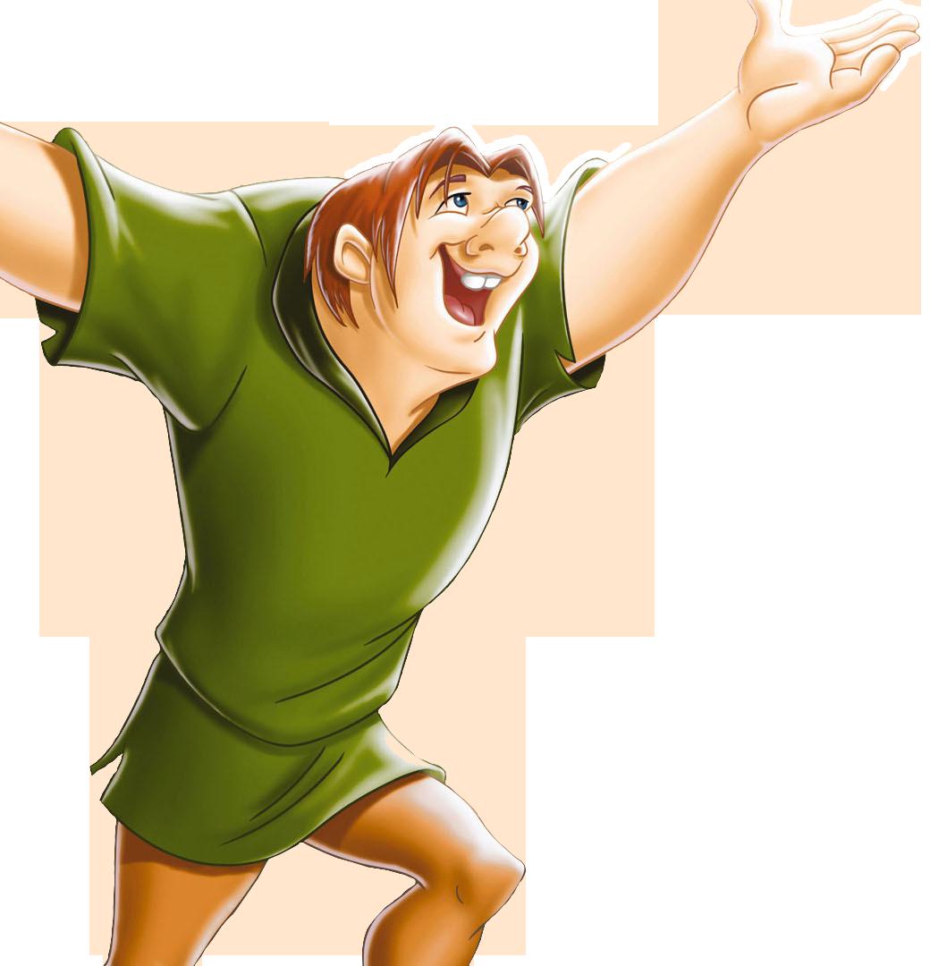 Quasimodo disney wiki fandom. Injury clipart handicap person
