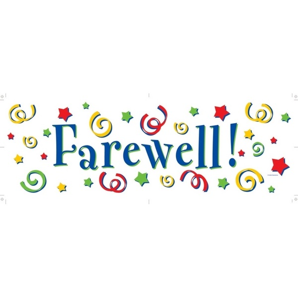 Free farewell cliparts download. Luncheon clipart banner