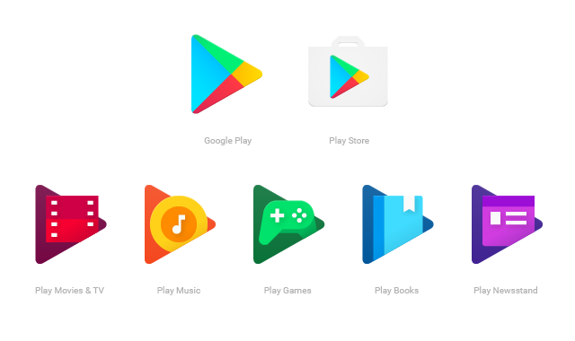 Google apps png. Is updating its play