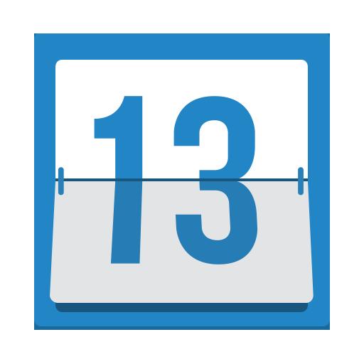 Google calendar icon png. Flatified by boyan kostov