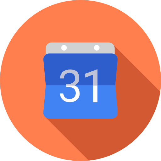 Free interface icons. Google calendar icon png