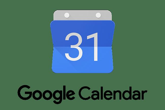 Google calendar png. Set up email reminders