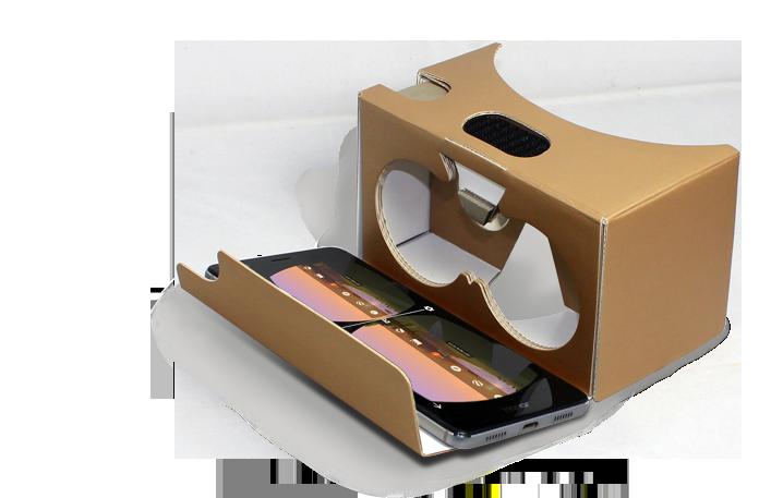 Ad. Google cardboard png