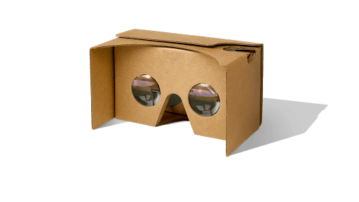 Official vr headset store. Google cardboard png