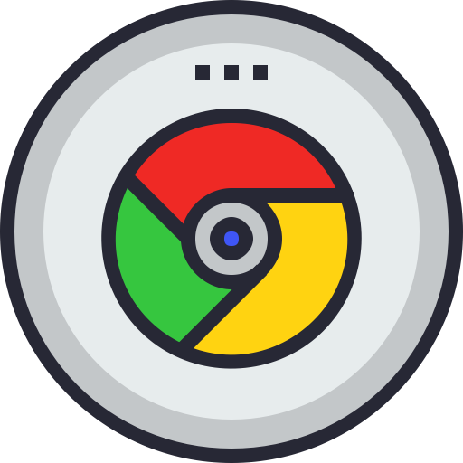 Ico . Google chrome icon png