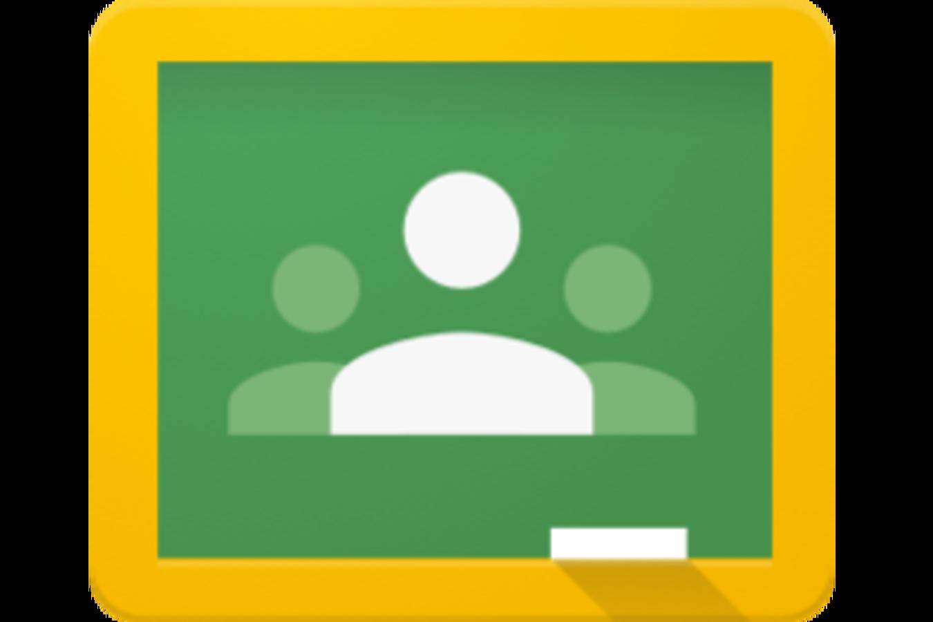 Google classroom png. Tech help