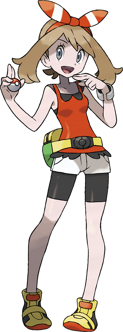 May pok mon trainer. Windy clipart misty