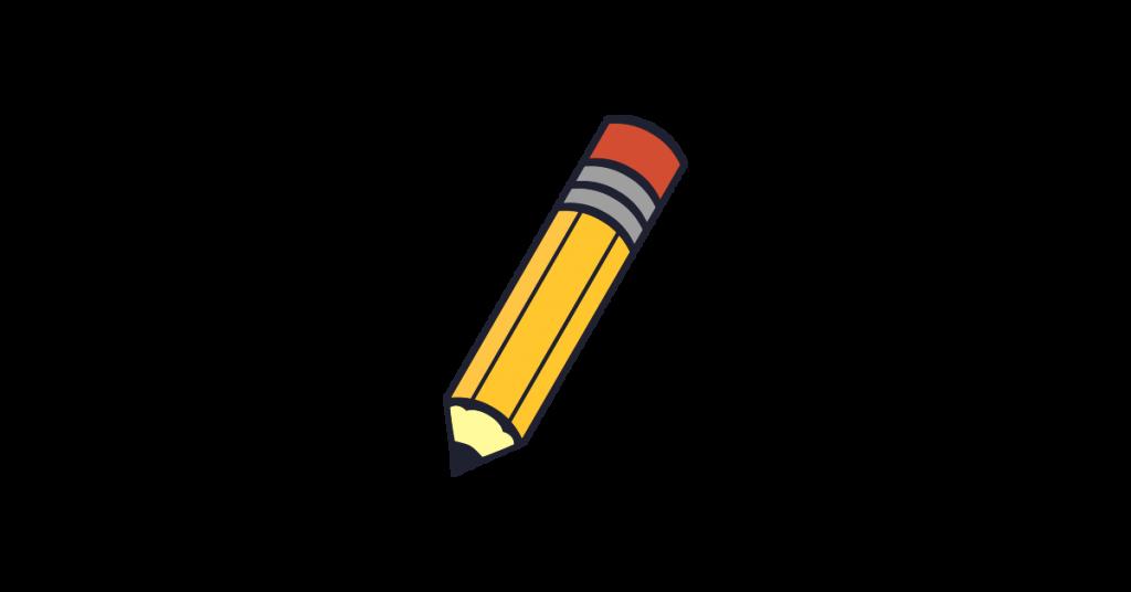Pencils clipart student. Pencil clip art free