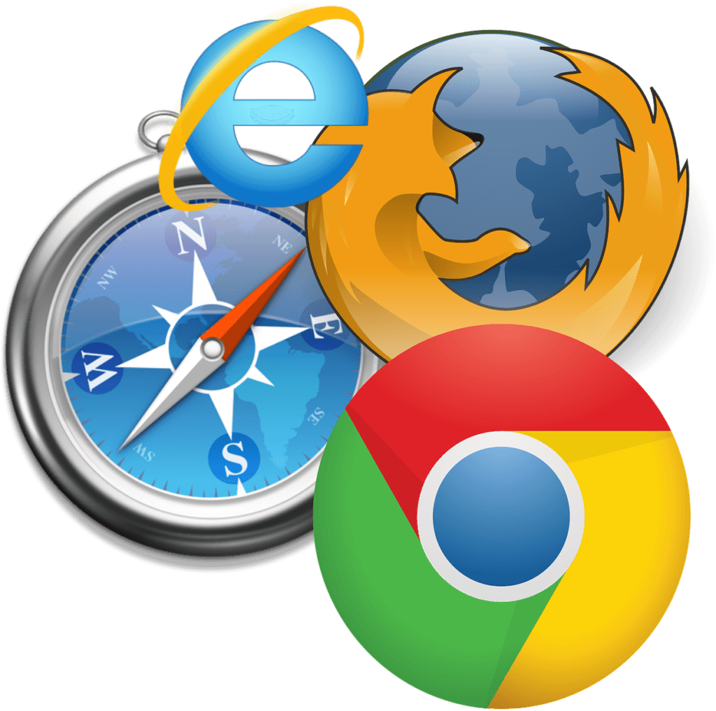 Website clipart browser. What is the most