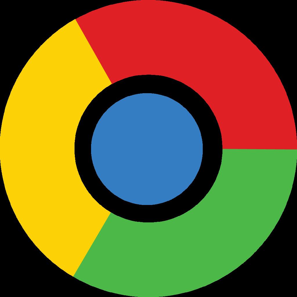 Png image web icons. Google clipart logo chrome
