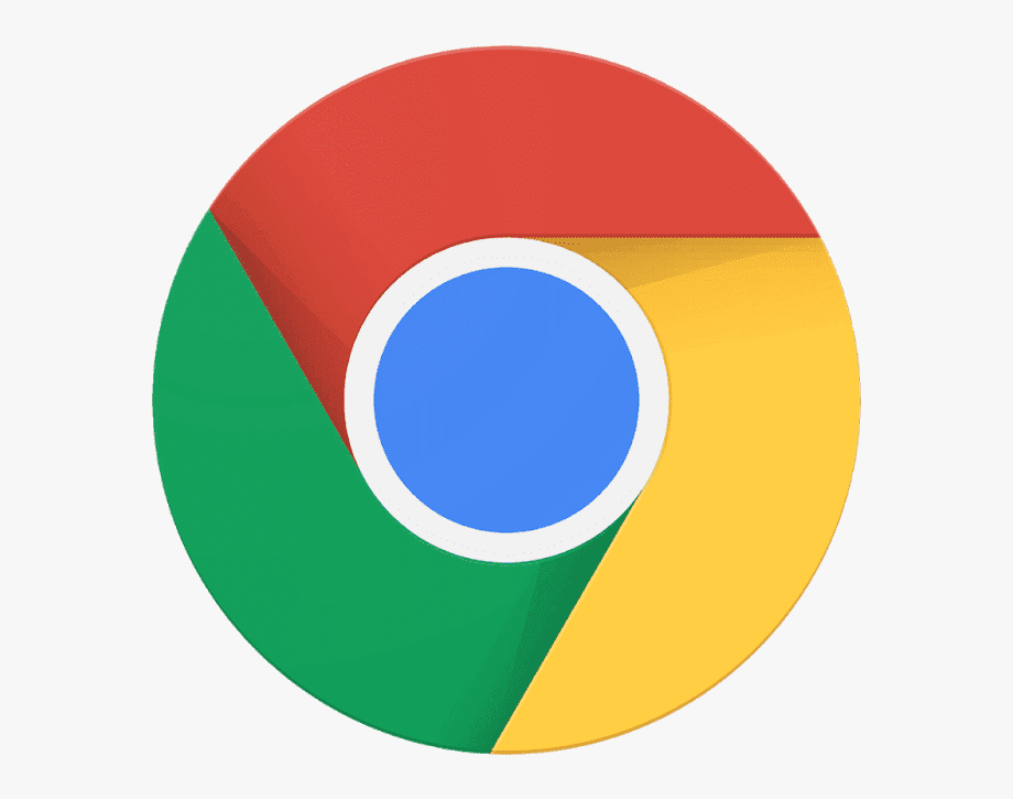 Png free . Google clipart logo chrome