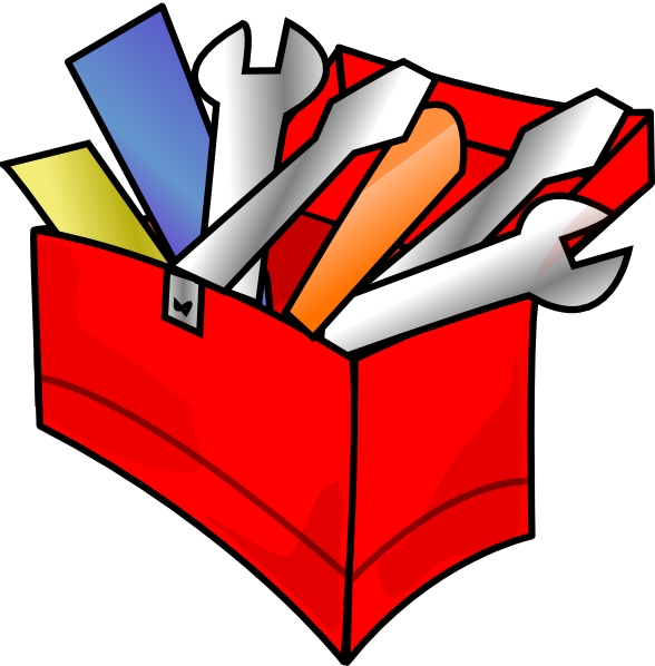 Open toolbox search graphic. Google clipart tool