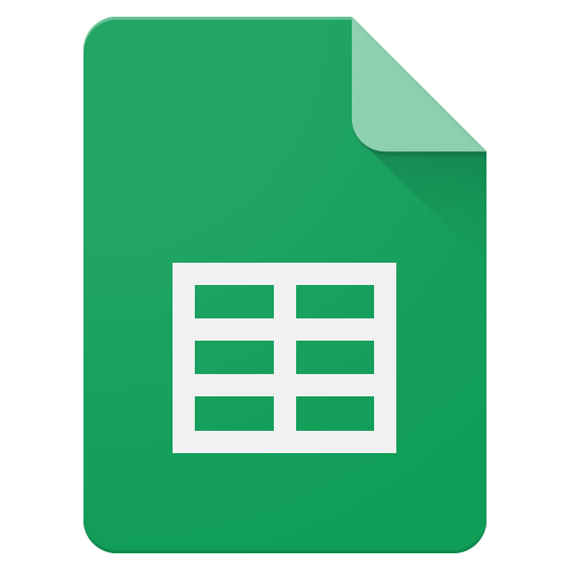 Google docs icon png. Sheets apps on play