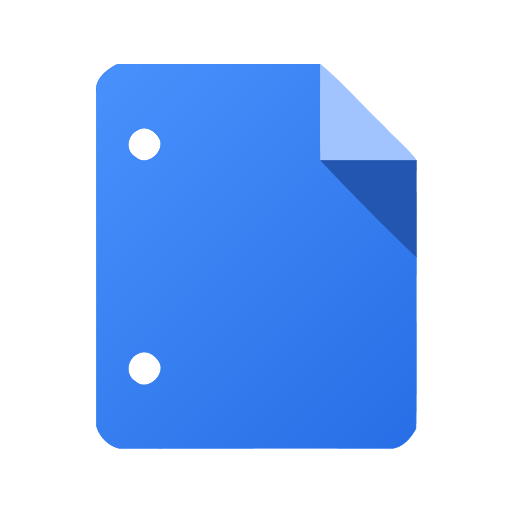 Google docs icon png. Icons by carlos jj