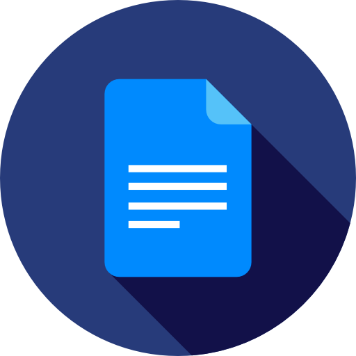 Word document doc svg. Google docs icon png