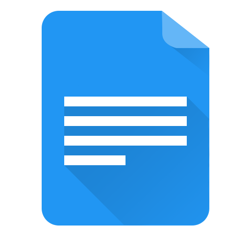 For locus pack by. Google docs icon png