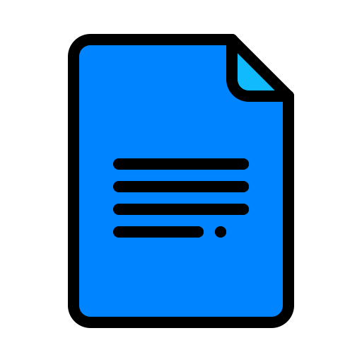 Google docs icon png. Suits document file data