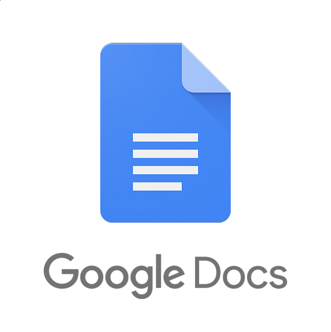 How to use for. Google docs png