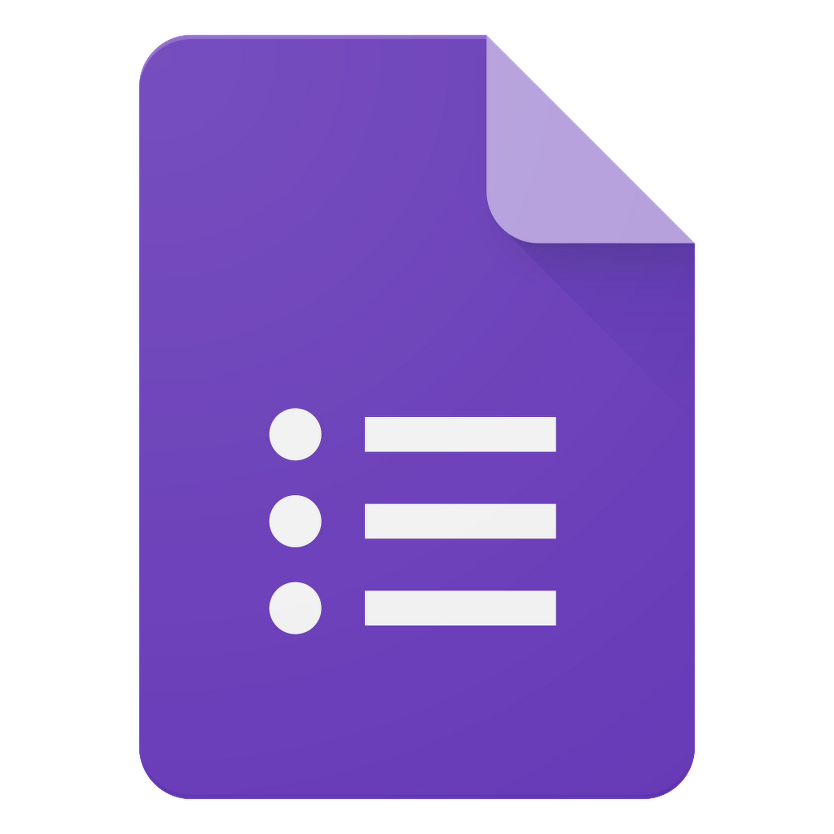 Google docs png. Surveys g suite form