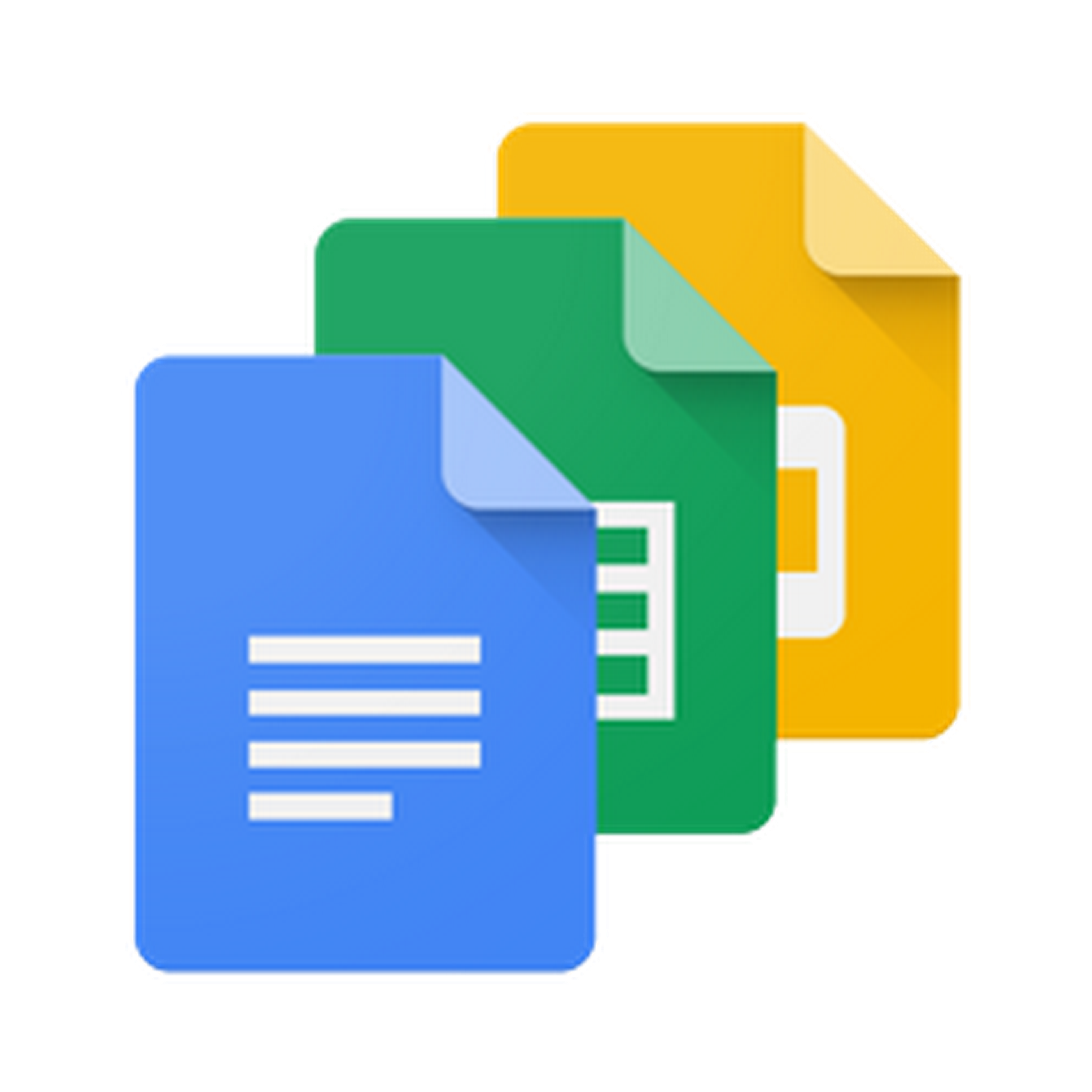 Document drive android plus. Google docs png