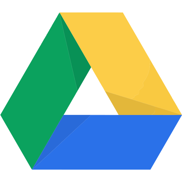 Logopedia fandom powered by. Google drive png