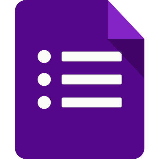Google forms png. Restyaboard integrations with through