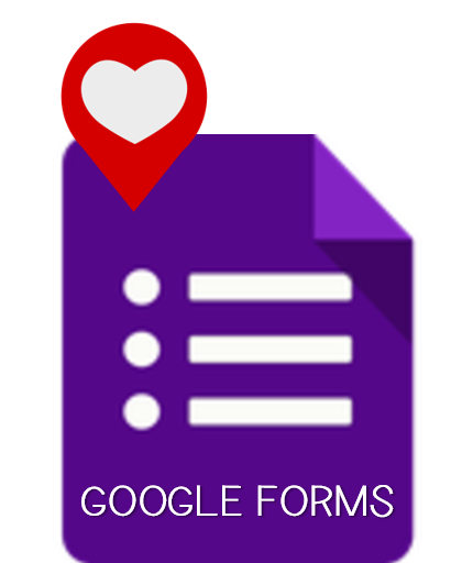 Using in speech therapy. Google forms png