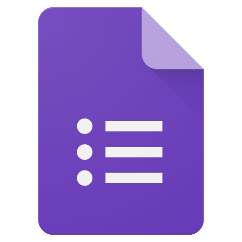 Google forms png. Apps
