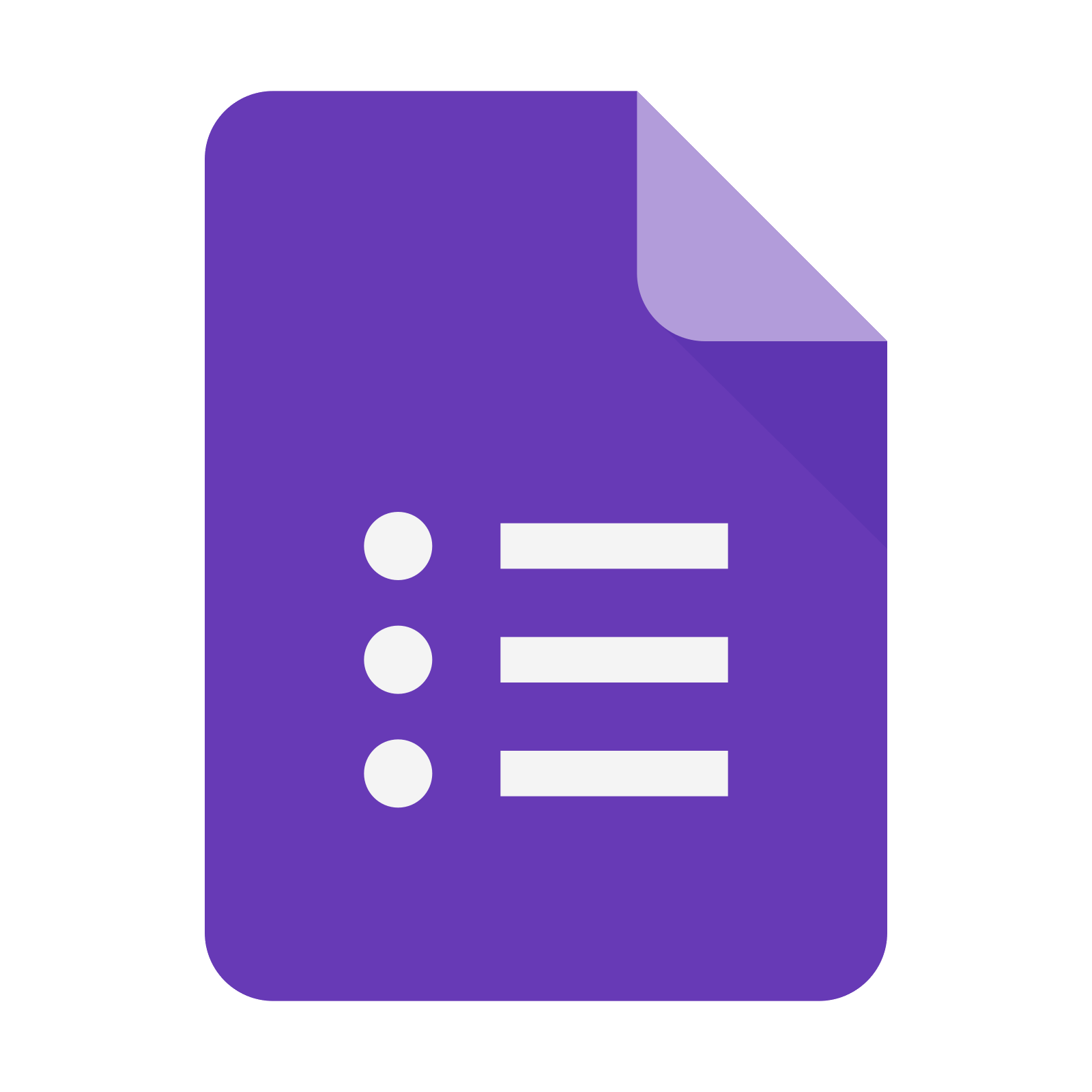 New logo icon free. Google forms png